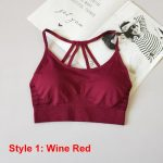 Style 1 wine red